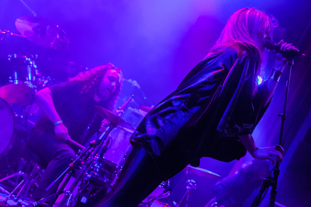 Lucifer, Aug 08, 2015, Gothic Theatre, Englewood, CO