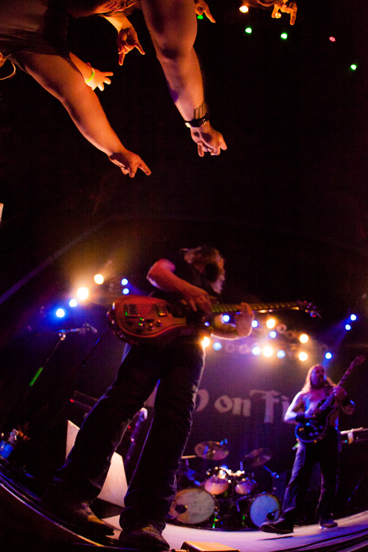 High on Fire, Aug 08, 2015, Gothic Theatre, Englewood, CO