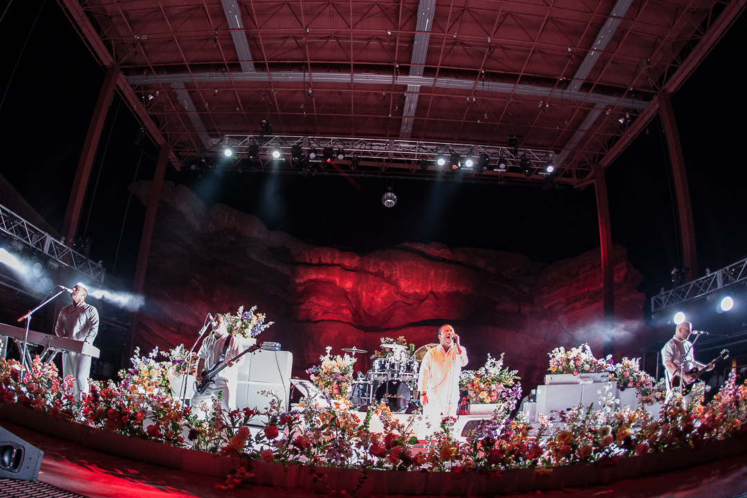 Faith No More, Sept 08, 2015, Red Rocks Amphitheatre, Morrison,